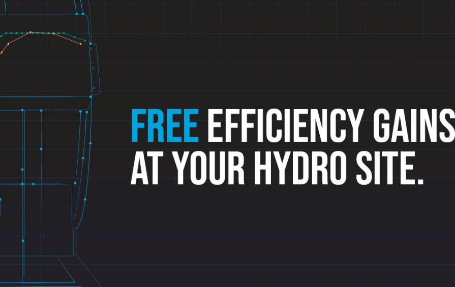 Free Efficiency Gains At Your Hydro Site