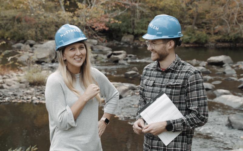 NuSTREEM Hydropower Team
