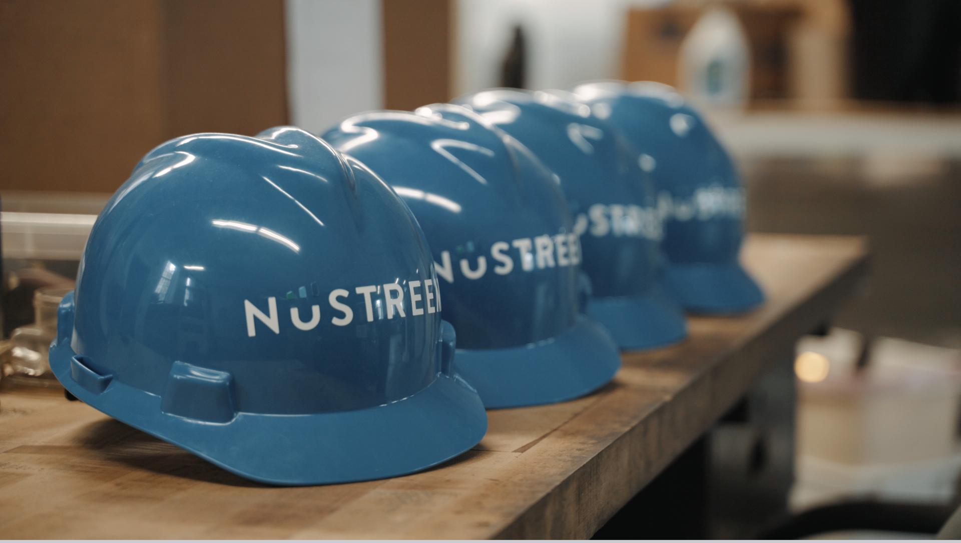 NuSTREEM Hard Hats