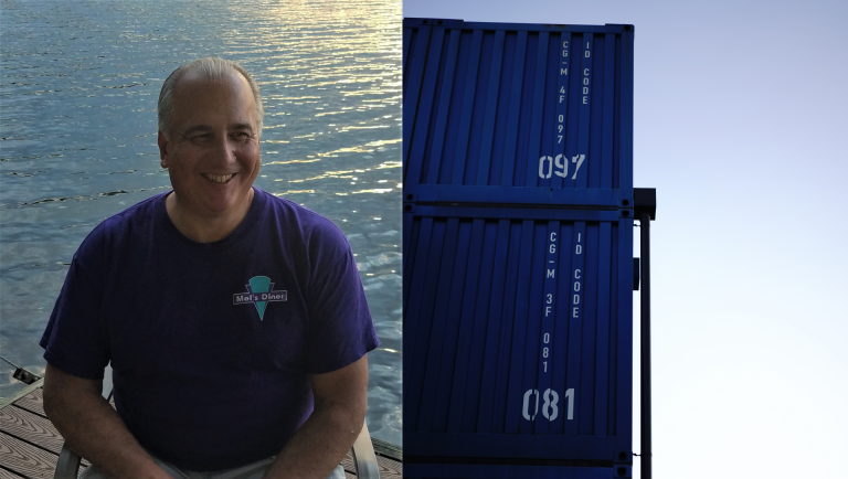 Kevin Polak: The Designer Behind the NuCONTAINER