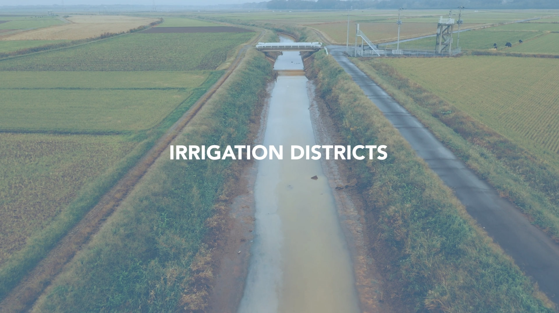 Irrigation District Site Applications