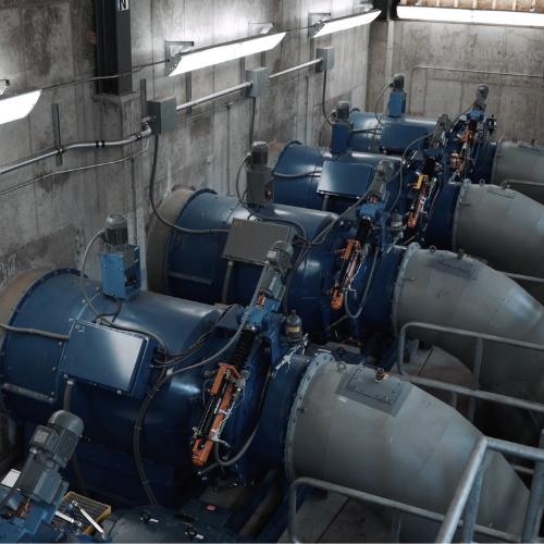 NuSTREEM Hydropower Technology